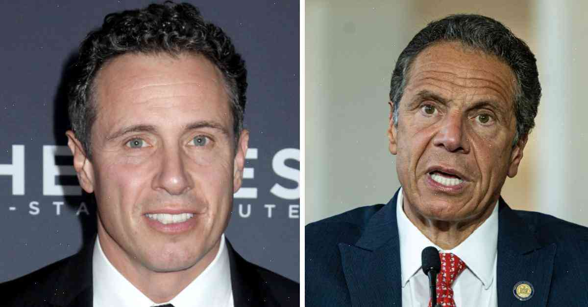 Andrew Cuomo Sexual Harassment Scandal